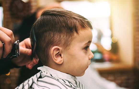 coiffeur enfant