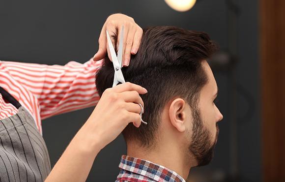 coupe de cheveux hommes